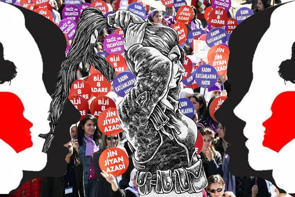 TURKEY-DIYARBAKIR-KURDS-WORLD WOMEN DAY