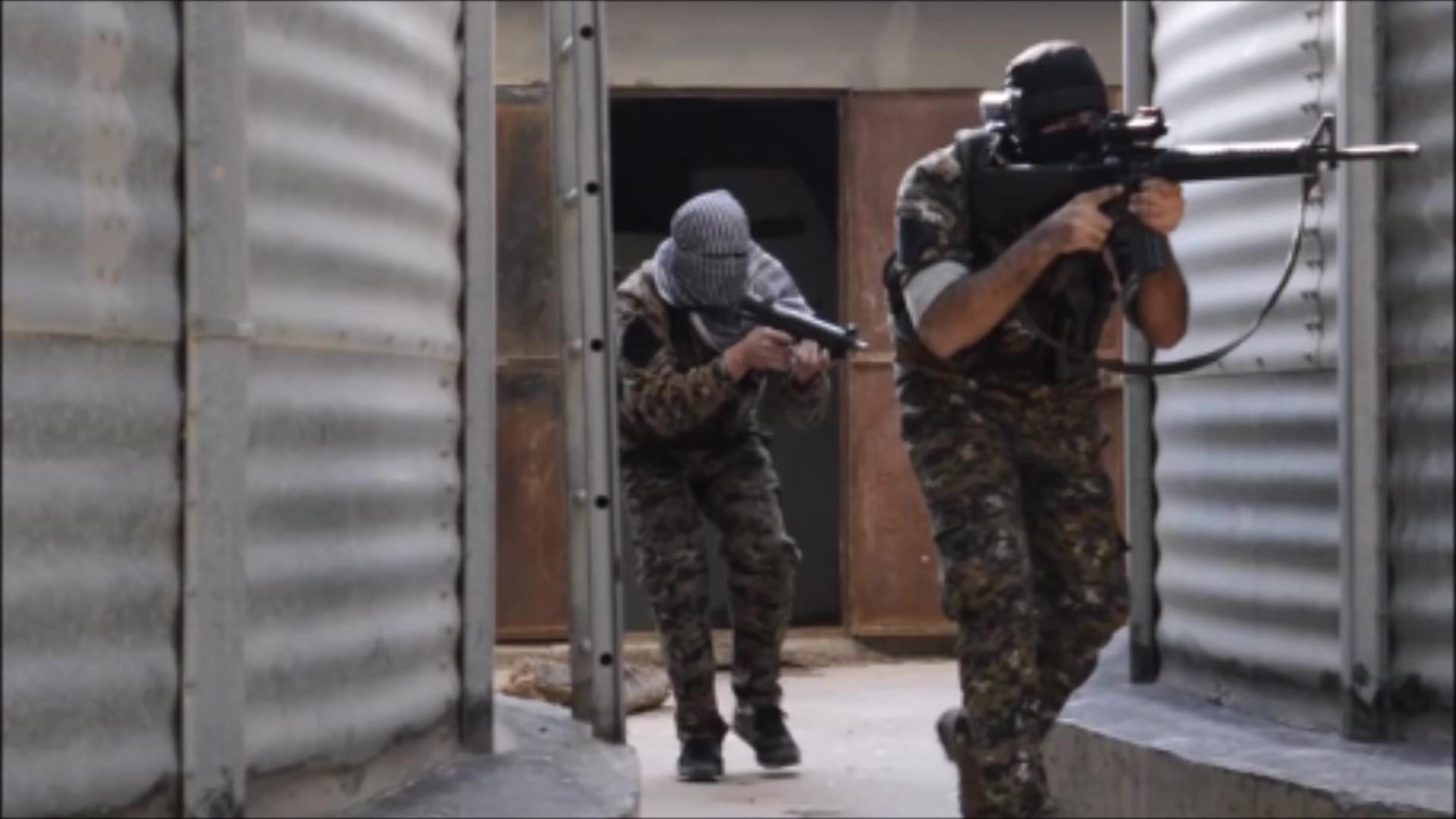 TKP_ML TİKKO Rojava Komutanlığının 18 Mayıs anması_Moment