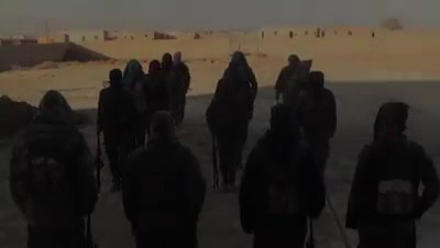 Enternasyonal Özgürlük Taburu, Rojava'da Aliboğazı şehitlerini andı_Moment
