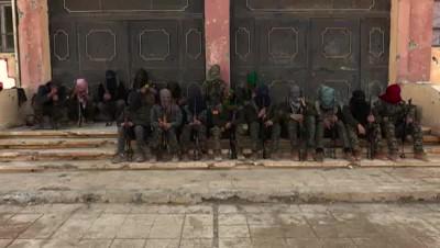 Enternasyonal Özgürlük Taburu, Rojava'da Aliboğazı şehitlerini andı_