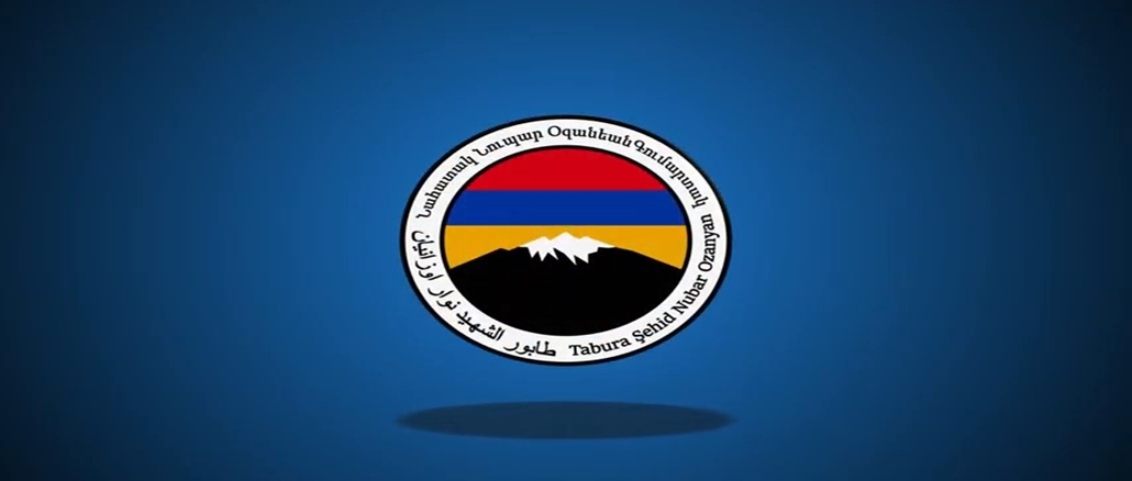 MARTYR NUBAR OZANYAN ARMENIAN BATTALION…