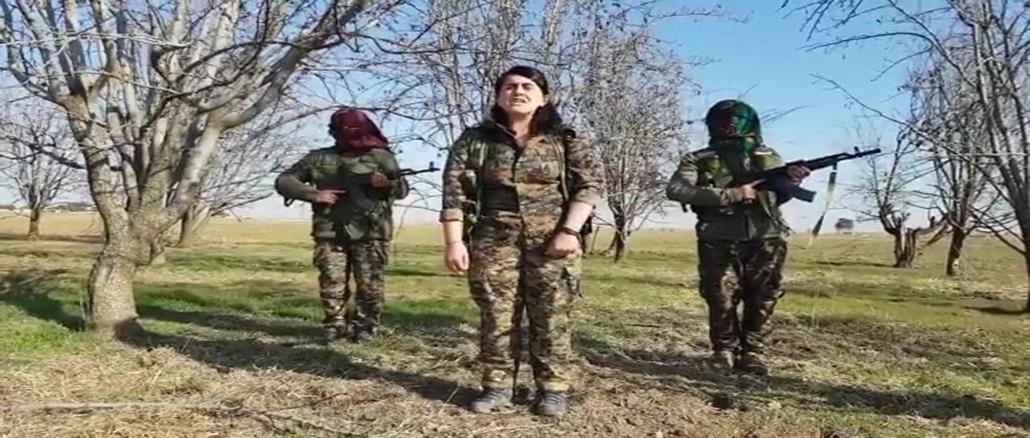 TKPMLKomünist Kadınlar Birliği Rojava Komitesinin