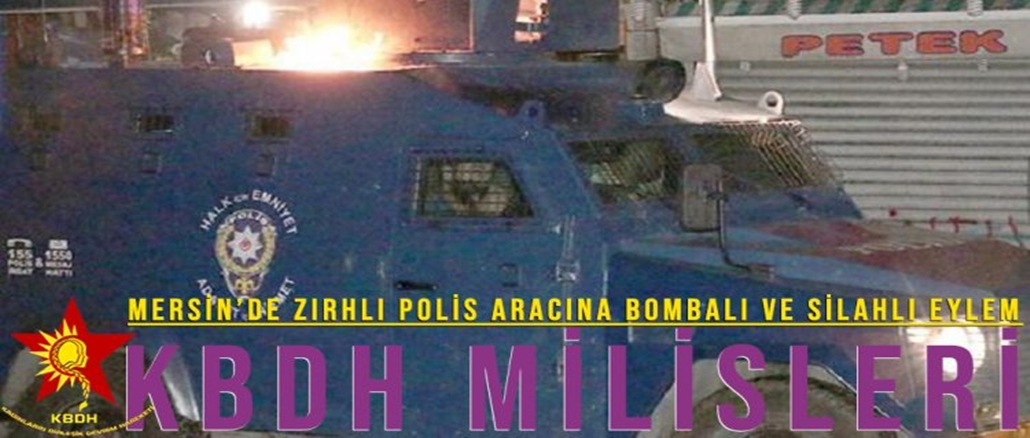 KBDH-MilisleriGorselMersin