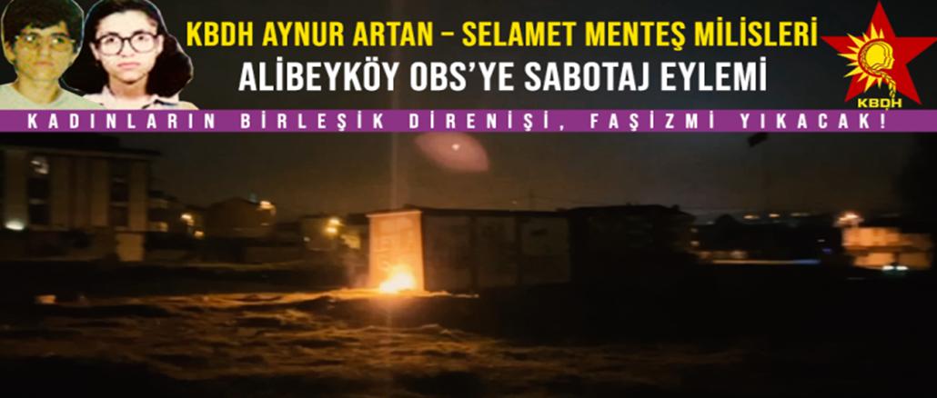 KBDH Aynur Artan – Selamet Menteş Milisleri