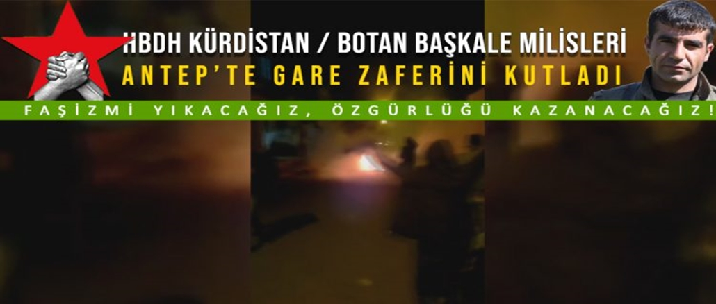 HBDH Kürdistan Botan Başkale Milisleri