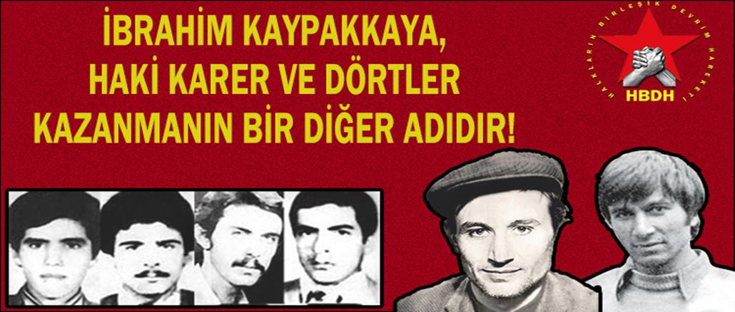 Ibrahim-Kaypakkaya-Haki-Karer-ve-Dortler