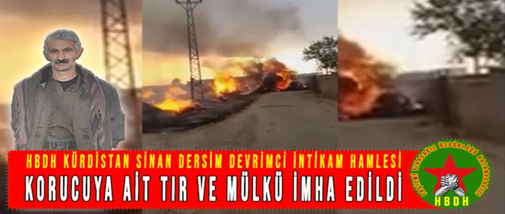 HBDH-Kurdistan-Komitesi-Koruculara-Eylem-TIR-ve-Mulku-Imha-Edildi