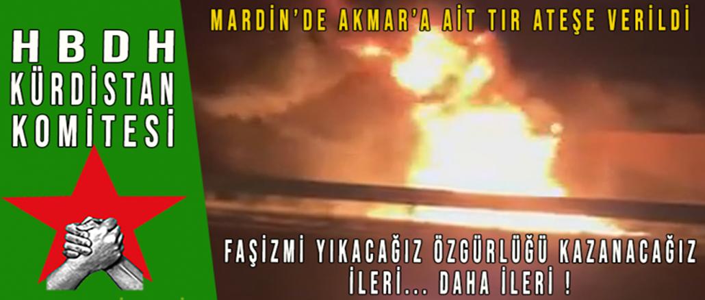 HBDH-Kurdistan-Mardinde-Akmara-ait-tir-atese-verildi