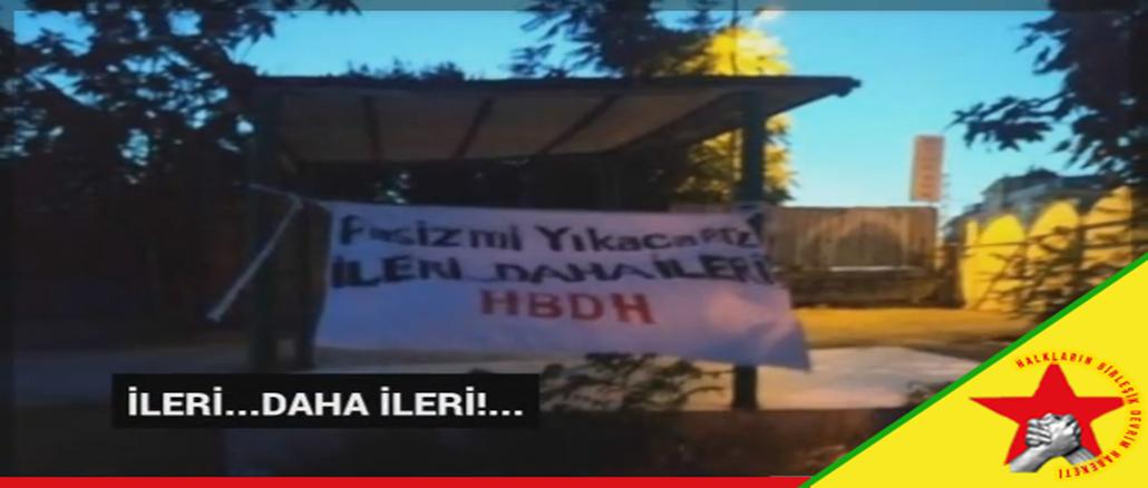 HBDH Milisleri İstanbuldapankart